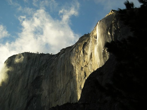 Photo of the Day: Horsetail Fall by Mindy