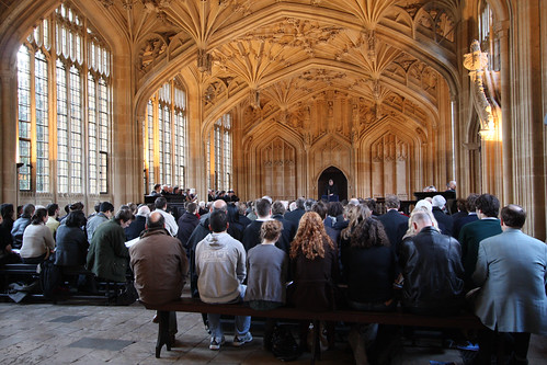 Pell lecture in the Divinity School