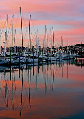 """Marina Morning"" (fantommst) Tags: newzealand reflection marina sunrise boats harbor auckland nz hero winner sailboats 1001nights otw westhavenmarina aplusphoto flickrchallengegroup flickrchallengewinner fbdg thechallengefactory flickraward capturethefinest mindigtopponalwaysontop"