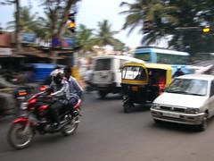 Bangalore India Street