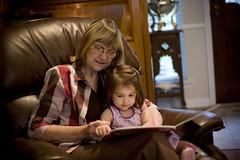 Reading with Teta