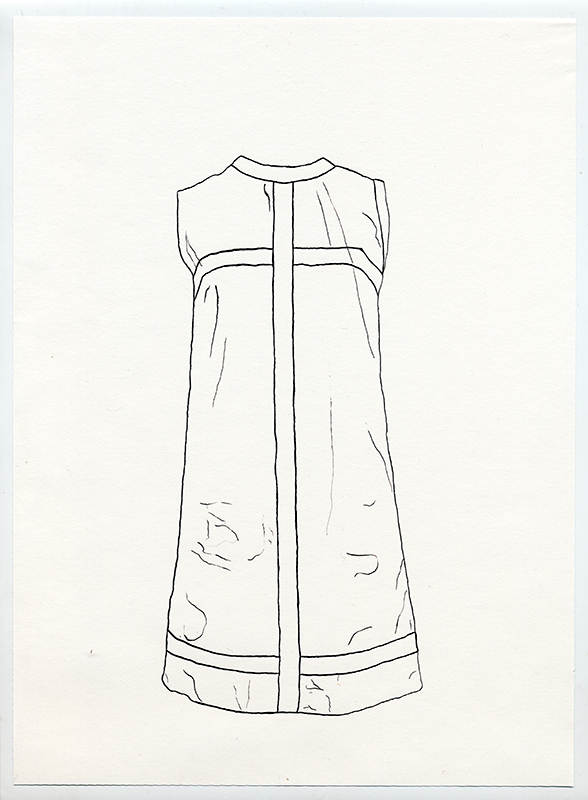 ff7a256e9dc commodities   Yves Saint Laurent YSL Mondrian Dress Auth 1965