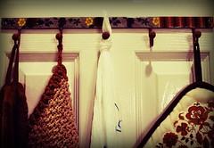 Towel Rack (jessicacasetorres) Tags: kitchen crossprocess towels project365