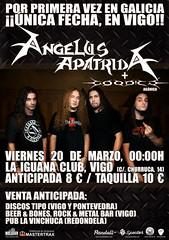 angelus apatrida + agonica