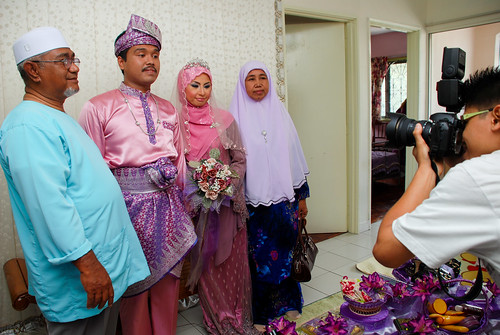 Wedding Hazri & Salina
