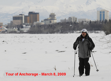 All Alone in Anchorage - Official Tour of Anchorage Photo Proof