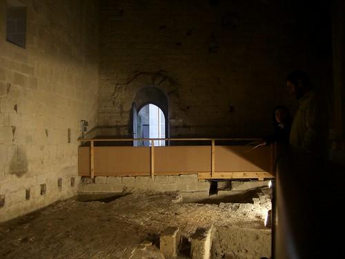 Palacio Olite nuevo yacimiento