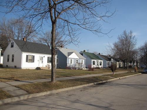 McKinley St NE Homes