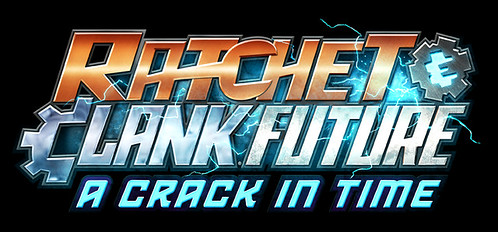 Ratchet & Clank Future: A Crack in Time Logo
