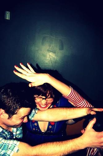 Dance, dance, dance with me!
