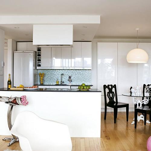 living etc. kitchen - ikea units