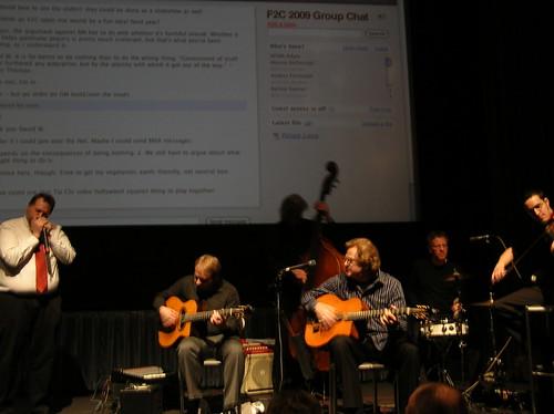 Benoît Felten Blowing with the Jorgenson Quintet