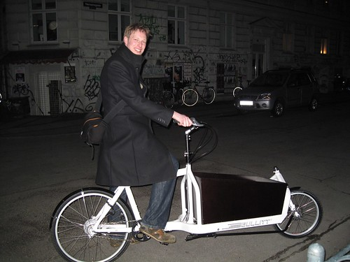 City Cycling in Style