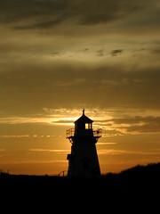 sunet on Gaspesie (Antoine_chromatic aberration) Tags: sunset gaspesie