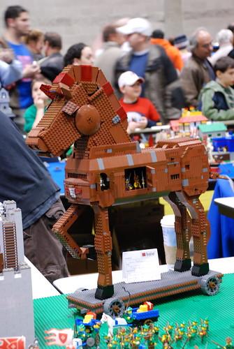 Trojan Horse MOC