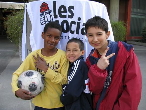Les jeunes d'Avanchets IMG_4518