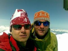 Grossglockner ski down (radovanstejskal) Tags: grossglockner radovanstejskal