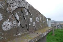 (Marie-Louise Plum) Tags: cemetery graveyard urn dead death cross funeral crown churchyard crow dying skullcrossbones kirkyard favouritegraves