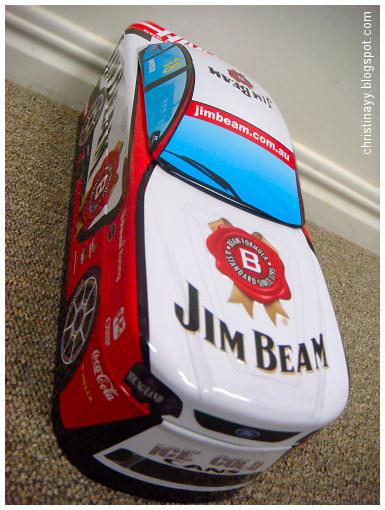 Jim Beam: CNC Machine Tools