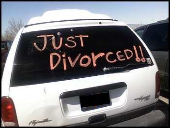 Just Divorced!!