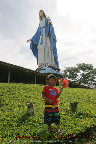 Mama Mary of the Holy Rosary-3