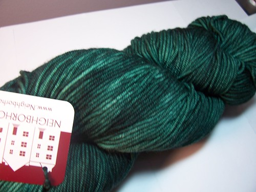 Neighborhood Fiber's Studio Worsted