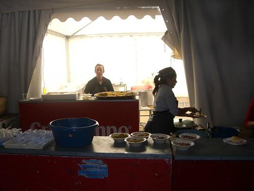Cocina Feria Gurumelo