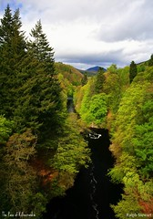 Photo of The Pass of Killiecrankie