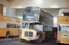 Tyne and Wear PTE 1413 (952 JUB) ex Leeds 952 (bkp550) Tags: bus leeds southshields roe tyneandwear aec pte regentv 952jub mcu54 lcu124