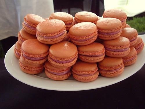 Macarons from Pistacia Vera