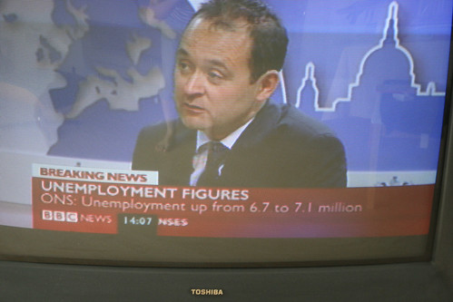 BBC Reports 7.1 Million unemployed in the UK