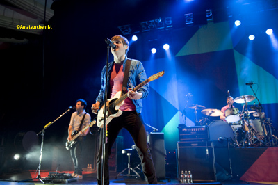 Keane at the Hollywood Palladium