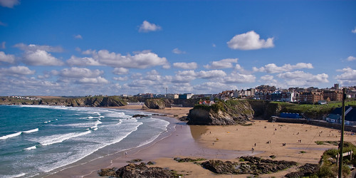 Newquay_from_South
