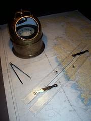 Magnetic (Jaime_Daniel`s) Tags: sea mar mare navegar navigation compass magnetic navio buque compas navegacion magnetico