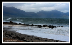Rough Seas......Caernarfon Wales Postcard Shot (Mike926.) Tags: sea sky water wales canon landscape amazing perfect greatshot caernarfon bej freephotos 40d canon40d mikederby