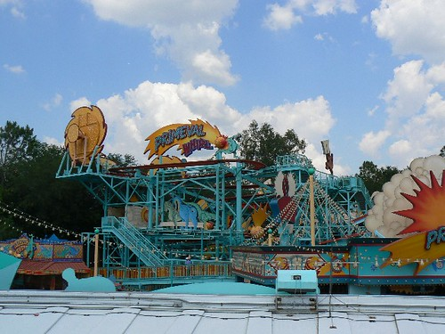 Never got to go on this ride