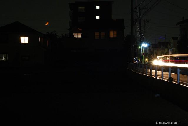 Random night shot