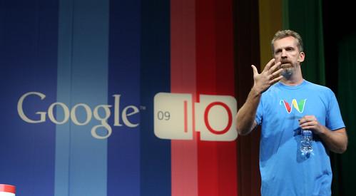 Conferencia presentación Google Wave