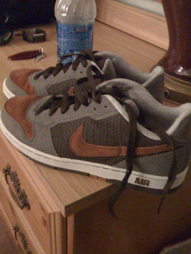 New Nike Air Prestiges I bought from the Nike Outlet store