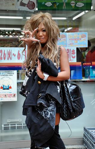 Tokyo Girl by Yelena_YK.