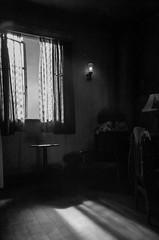 silence (hiphopmilk) Tags: sleepingwithher lomo lca film kodak 400tx taipei taiwan analog analogue jaredyeh hiphopmilk blackandwhite bw 35mm 135film