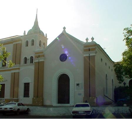 a templo de santa ana