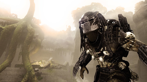 Aliens Vs Predator E3 2009