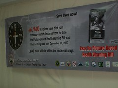 100_0862_640x480 (Smoke-free Legazpi) Tags: smokefree launching legazpi deathclock