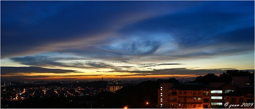 After sunset #3