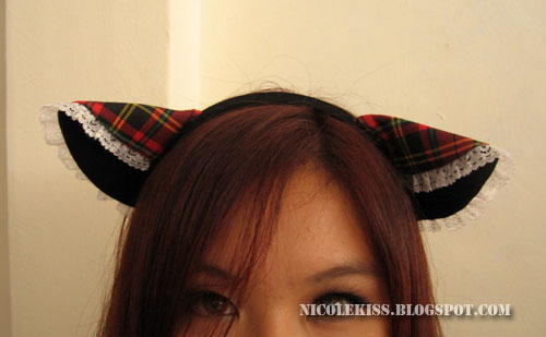 my cat ear