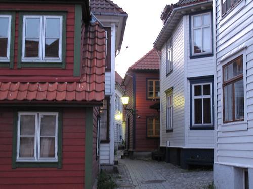 Smau near Nøstet, Bergen