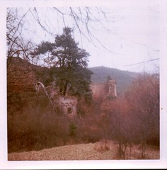Frankenstein Castle, Germany 1971