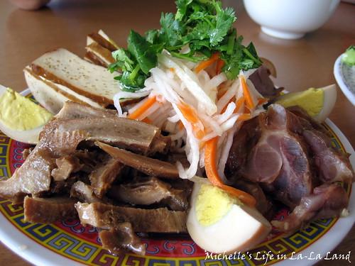 Mandarin Noodle House- 滷味拼盤(小)