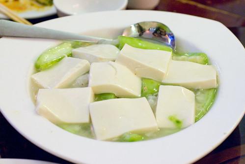 Silk Squash and Silken Tofu